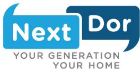 NextDor Facebook page